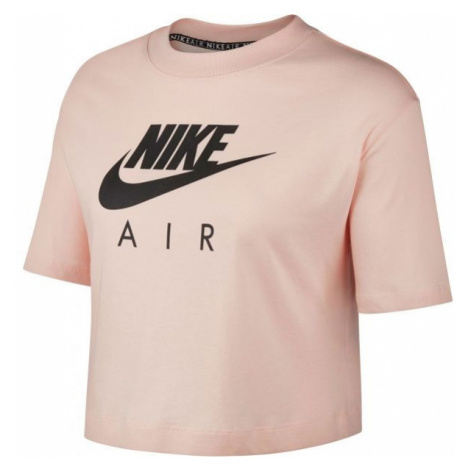 Nike NSW AIR TOP SS black - Women's T-shirt