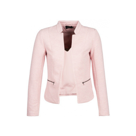Only ONLLINK MADDY women's Jacket in Pink