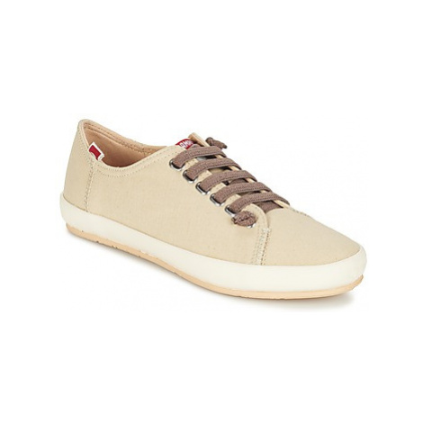 Camper BORON women's Shoes (Trainers) in Beige