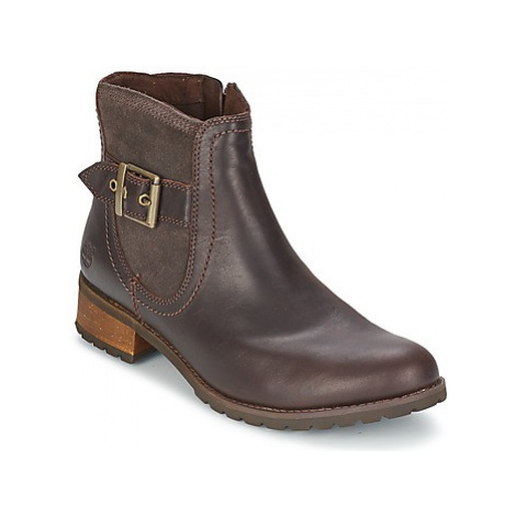 Timberland EK BETHEL ANKLE BOOT women's Mid Boots in Brown