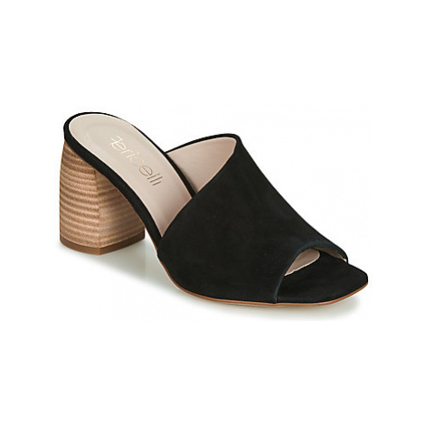 Fericelli JARELLE women's Mules / Casual Shoes in Black
