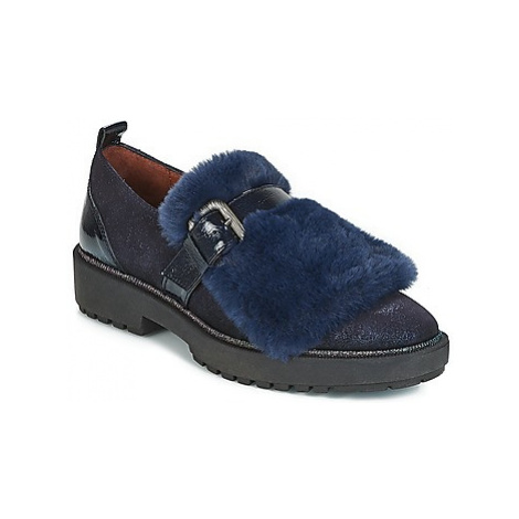 Hispanitas CURRY women's Casual Shoes in Blue