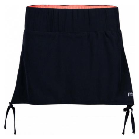 Fitforce ROSA black - Women's Skirt with Inner Shorts