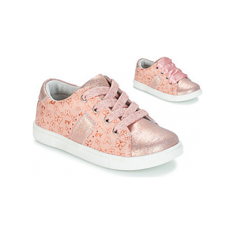 Mod'8 PAMILA girls's Children's Shoes (Trainers) in Pink