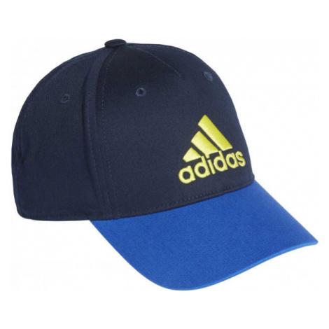adidas LITTLE KIDS GRAPHIC CAP blue - Kids' baseball cap