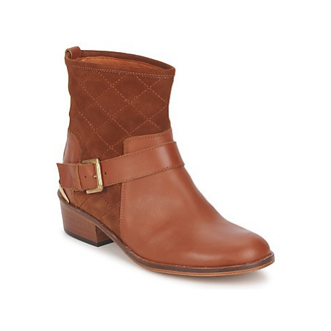 Emma Go LAWRENCE women's Mid Boots in Brown