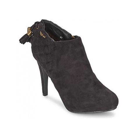 Refresh SIXRIV women's Low Boots in Black