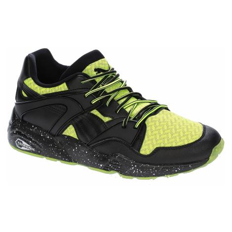 shoes Puma Blaze Tech Mesh - Safety Yellow/Puma Black