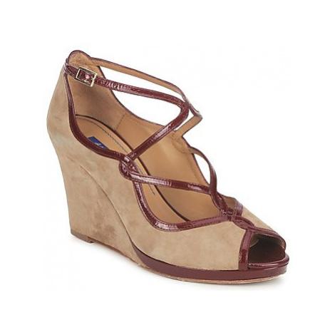 Atelier Voisin RACHEL women's Court Shoes in Brown