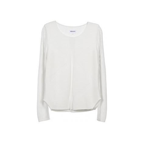 American Retro GEMMA women's Sweater in White