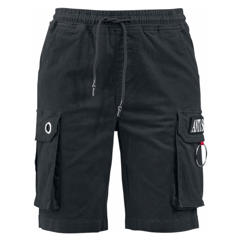 Gothicana by EMP - A Door Into Summer - Girls shorts - black