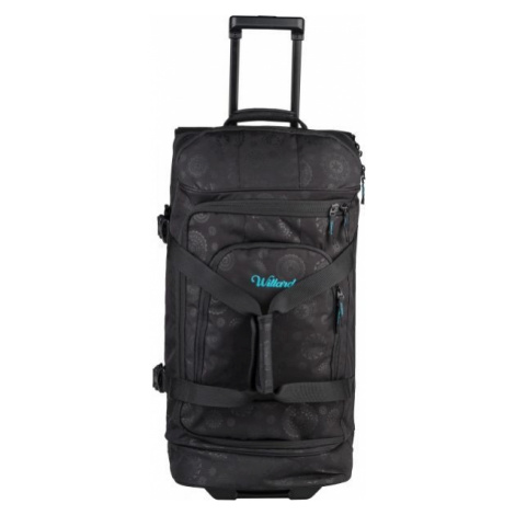 Willard TRACK 80 black - Travel bag on wheels