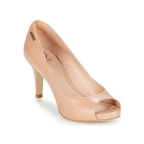 Dumond MESTICA women's Court Shoes in Beige