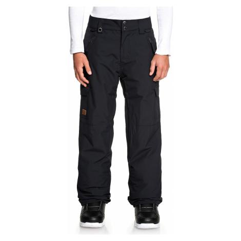 pants Quiksilver Porter - KVJ0/Black - boy´s