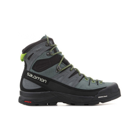 Salomon X Alp High LTR GTX 401649 men's Shoes (High-top Trainers) in Multicolour