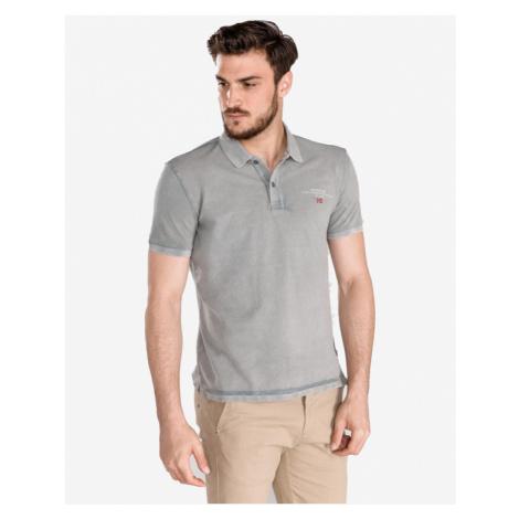 Napapijri Elabas 2 Polo shirt Grey