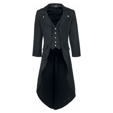 Banned - Dovetail Coat - Coat - black