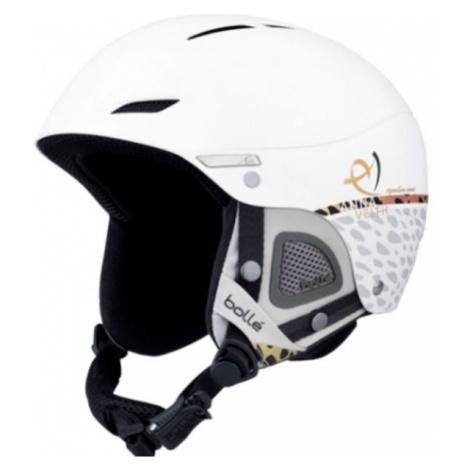 Bolle JULIET ANNA VEITH white - Women's ski helmet