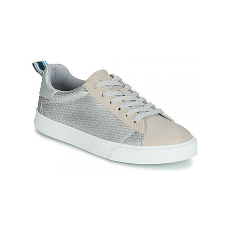 Esprit Cherry Glimmer LU women's Shoes (Trainers) in Beige