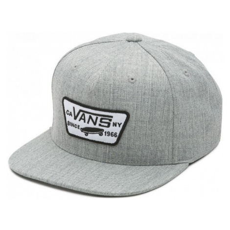Vans FULL PATCH SNAPBACK gray - Men's baseball cap