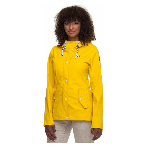 jacket Ragwear Marge - 6028/Yellow - women´s