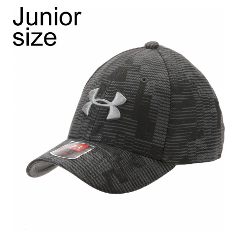 cap Under Armour Printed Blitzing 3.0 Youth - 012/Gray - boy´s