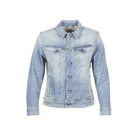 G-Star Raw 3301 N BOYFRIEND DENIM JACKET women's Denim jacket in Blue