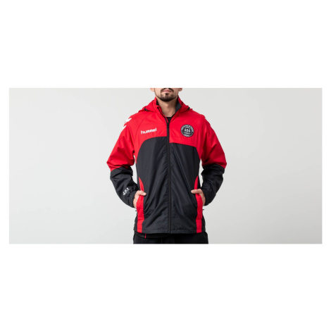 Hummel x 424 II Daddy Micro Zip Jacket True Red