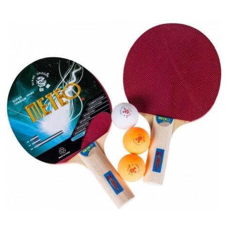 Giant Dragon METEO/SET red - Table tennis set