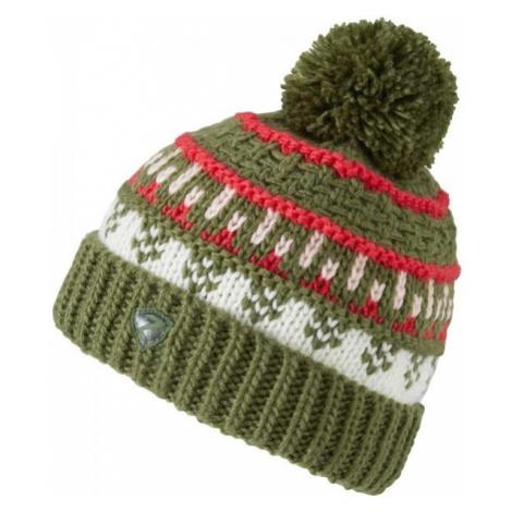 Ziener IRISSA JR green - Winter hat