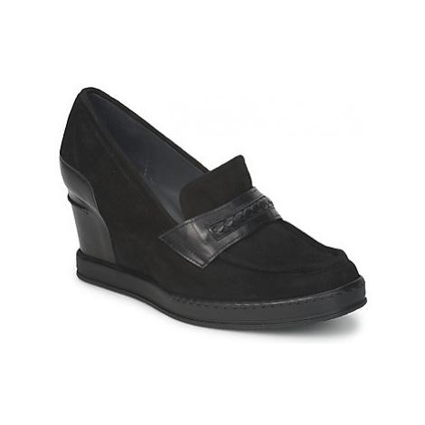 Stéphane Kelian GARA women's Loafers / Casual Shoes in Black