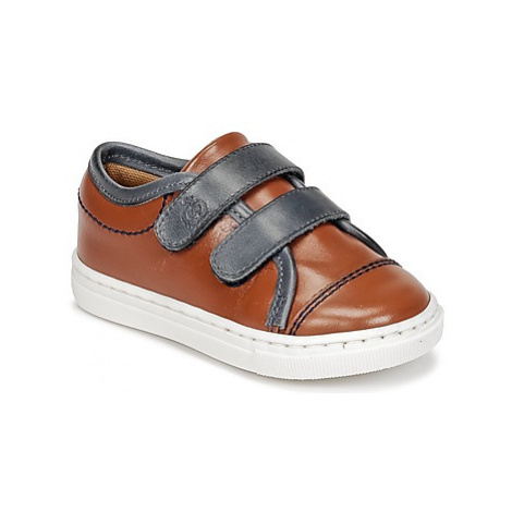 Citrouille et Compagnie INACUFI boys's Children's Shoes (Trainers) in Brown