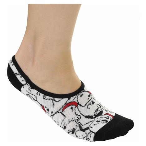 Vans Disney Canoodles Socks - Dalmatian