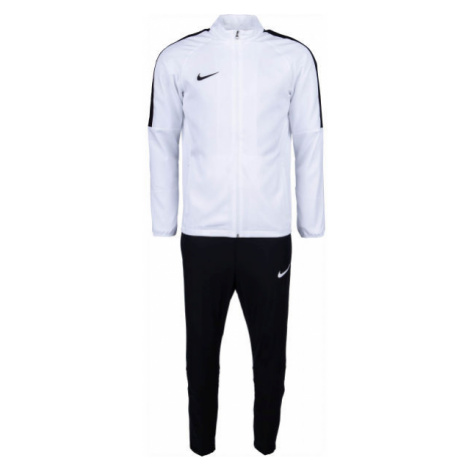 Nike DRY ACDMY18 TRK SUIT W M white - Men's football set