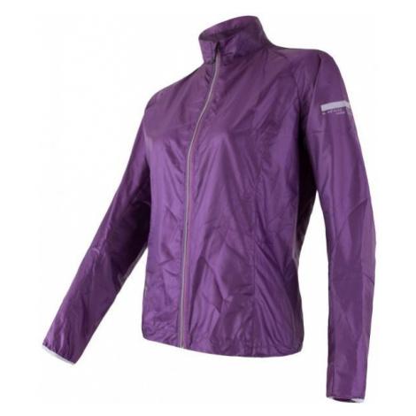 Sensor PARACHUTE W violet - Women's sports jacket