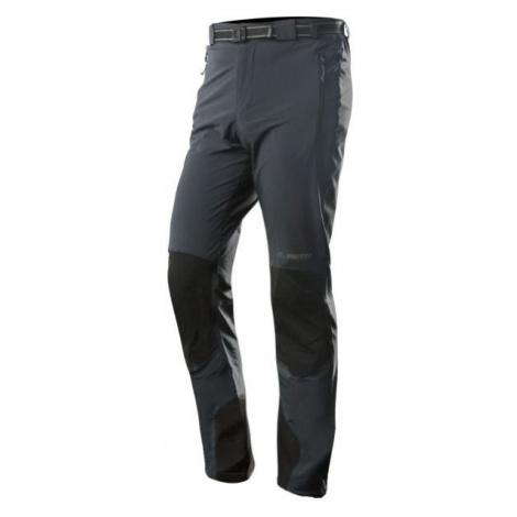 TRIMM TAIPE dark gray - Men's stretch trousers