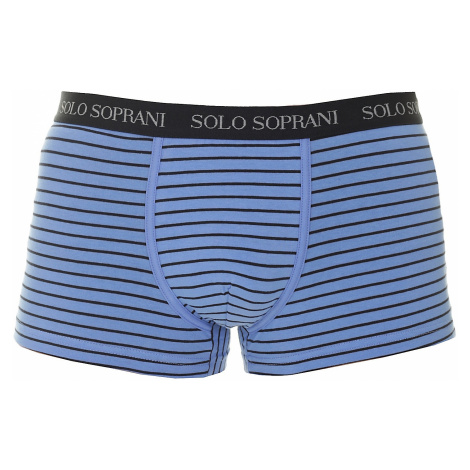 boxer shorts Solo Soprani 51003 - Avio/Navy