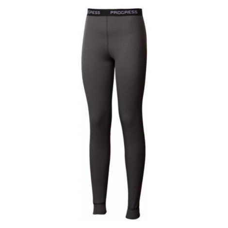 Progress MICROSENSE LT-L black - Women's functional tights