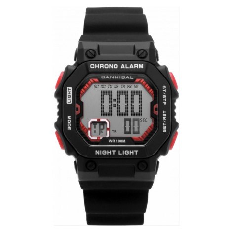 Mens Cannibal Alarm Chronograph Watch CD276-01