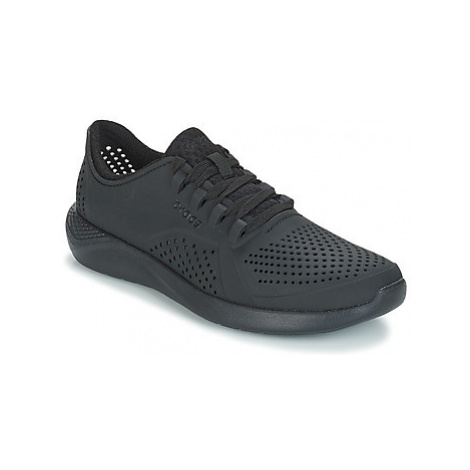 Crocs LITERIDE PACER M men's Shoes (Trainers) in Black