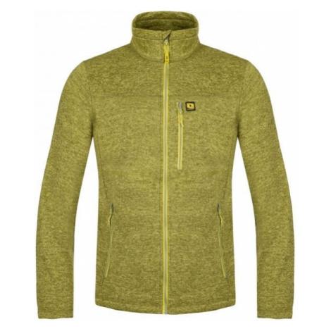 Loap GRAHAM green - Men's outdoor sweater