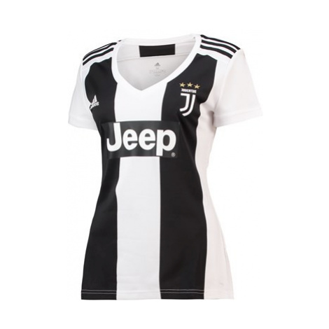 Juventus Home Shirt 2018-19 - Womens Adidas
