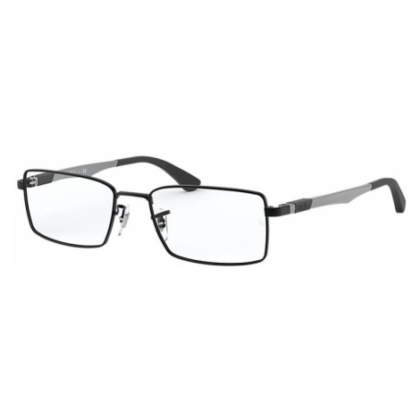 Ray-Ban Rb6275 Man Optical Lenses: Multicolor, Frame: Black - RB6275 2503 52-17