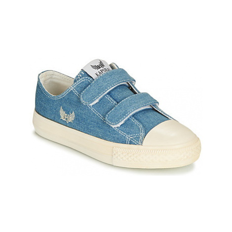Kaporal ROSY girls's Children's Shoes (Trainers) in Blue