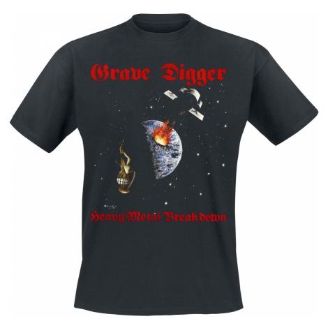 Grave Digger - Heavy Metal Breakdown - T-Shirt - black