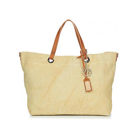 Moony Mood JOYOTE women's Shoulder Bag in Beige
