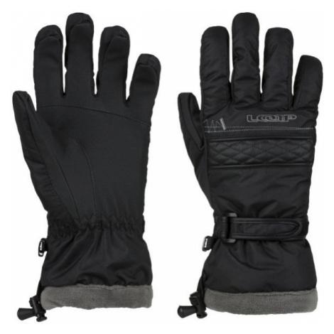 Loap RIPEN black - Women's winter gloves