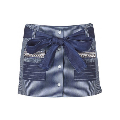 Desigual CREOLA women's Shorts in Blue