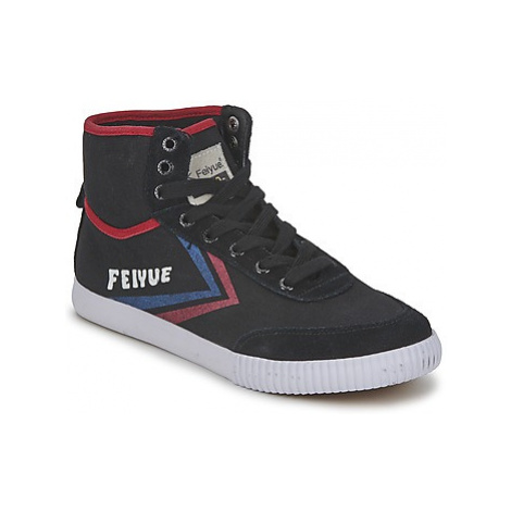 Feiyue A.S HIGH ORIGINE 1920 women's Shoes (High-top Trainers) in Black