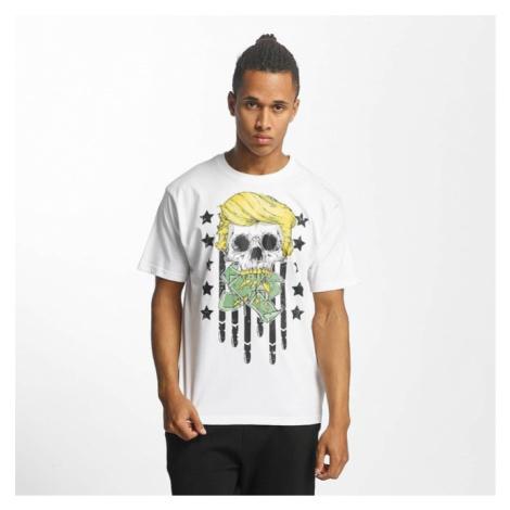 Dangerous DNGRS / T-Shirt Don Bomb in white